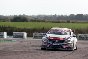 Adam Morgan, Carlube Triple R Racing with Cataclean & Mac Tools Mercedes-Benz A-Class