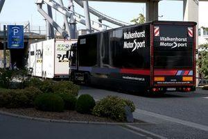 Renntransporter: Walkenhorst Motorsport