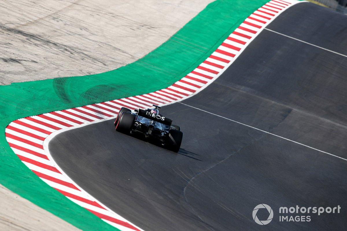 Portugal - Lewis Hamilton, Mercedes