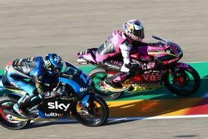 Celestino Vietti Ramus, Sky Racing Team VR46, Tony Arbolino, Snipers Team