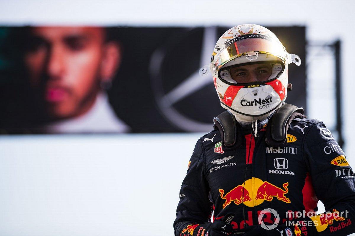 Max Verstappen, Red Bull Racing, tercer puesto