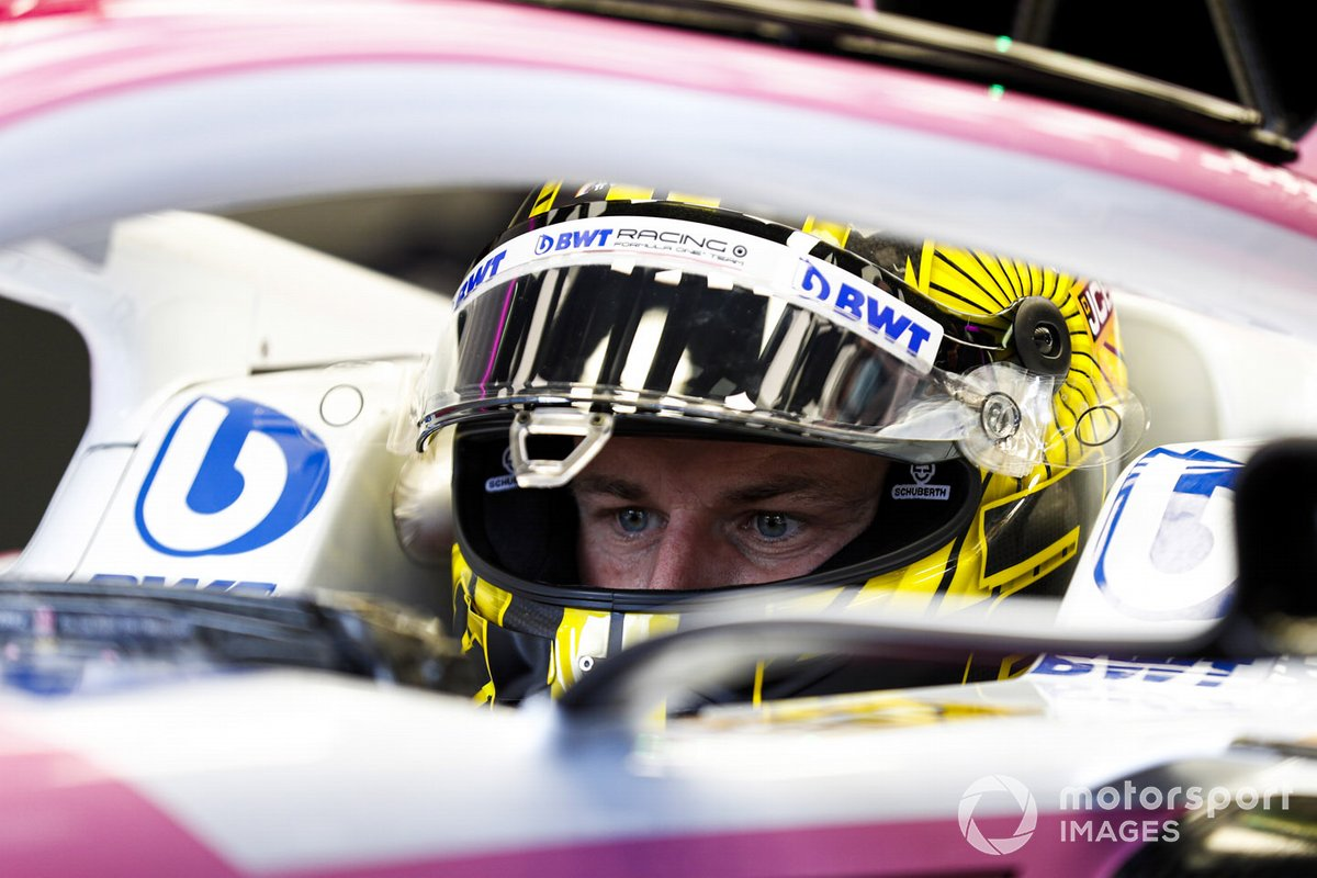 Nico Hulkenberg, Racing Point RP20