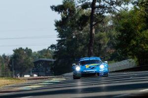 #78 Proton Competition - Porsche 911 RSR: Horst Felbermayr jr, Michele Beretta, Max Van Splunteren