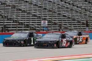Brennan Poole, Premium Motorsports, Chevrolet Camaro THRIV5 Kurt Busch, Chip Ganassi Racing, Chevrolet Camaro Monster Energy