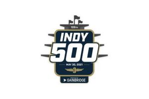 105th Indianapolis 500 Logo