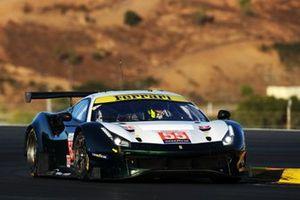 #55 Spirit of Race Ferrari F488 GTE EVO: Duncan Cameron, Matthew Griffin, Aaron Scott