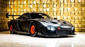 Porsche 935 con carrocería de carbono