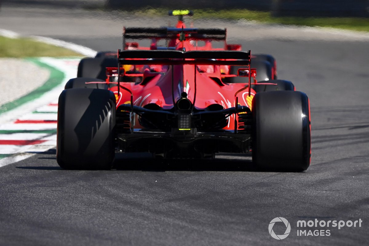 Charles Leclerc, Ferrari SF1000, Sebastian Vettel, Ferrari SF1000