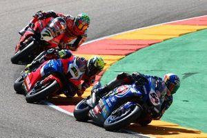 Toprak Razgatlioglu, Pata Yamaha, Alvaro Bautista, Team HRC, Chaz Davies, ARUBA.IT Racing Ducati
