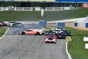 #7 Acura Team Penske Acura DPi, DPi: Helio Castroneves, Ricky Taylor ,#6 Acura Team Penske Acura DPi, DPi: Juan Pablo Montoya, Dane Cameron