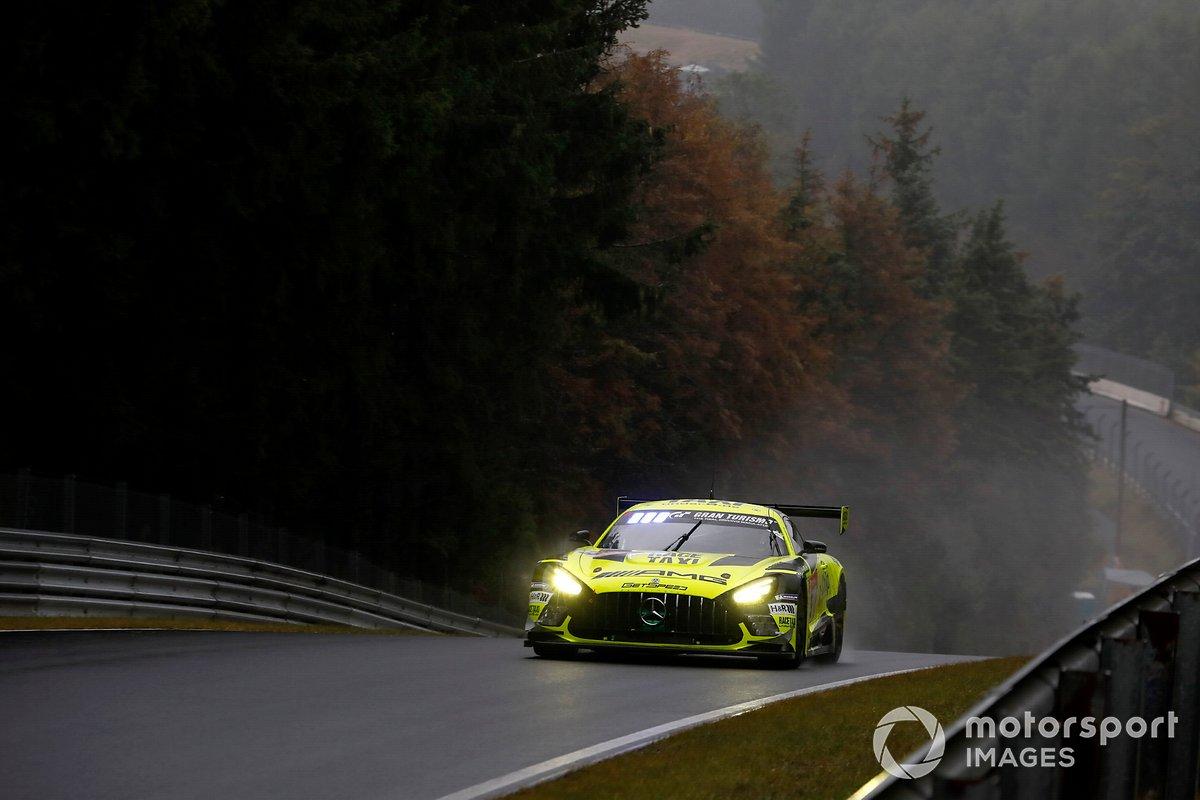 #9 Mercedes-AMG Team GetSpeed Mercedes-AMG GT3: Fabian Schiller, Maximilian Götz, Maximilian Buhk, Raffaele Marciello