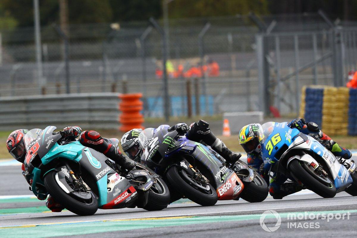 Fabio Quartararo, Petronas Yamaha SRT,