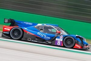 #8 Realteam Racing Ligier JS P320 - Nissan: Esteban Garcia, David Droux