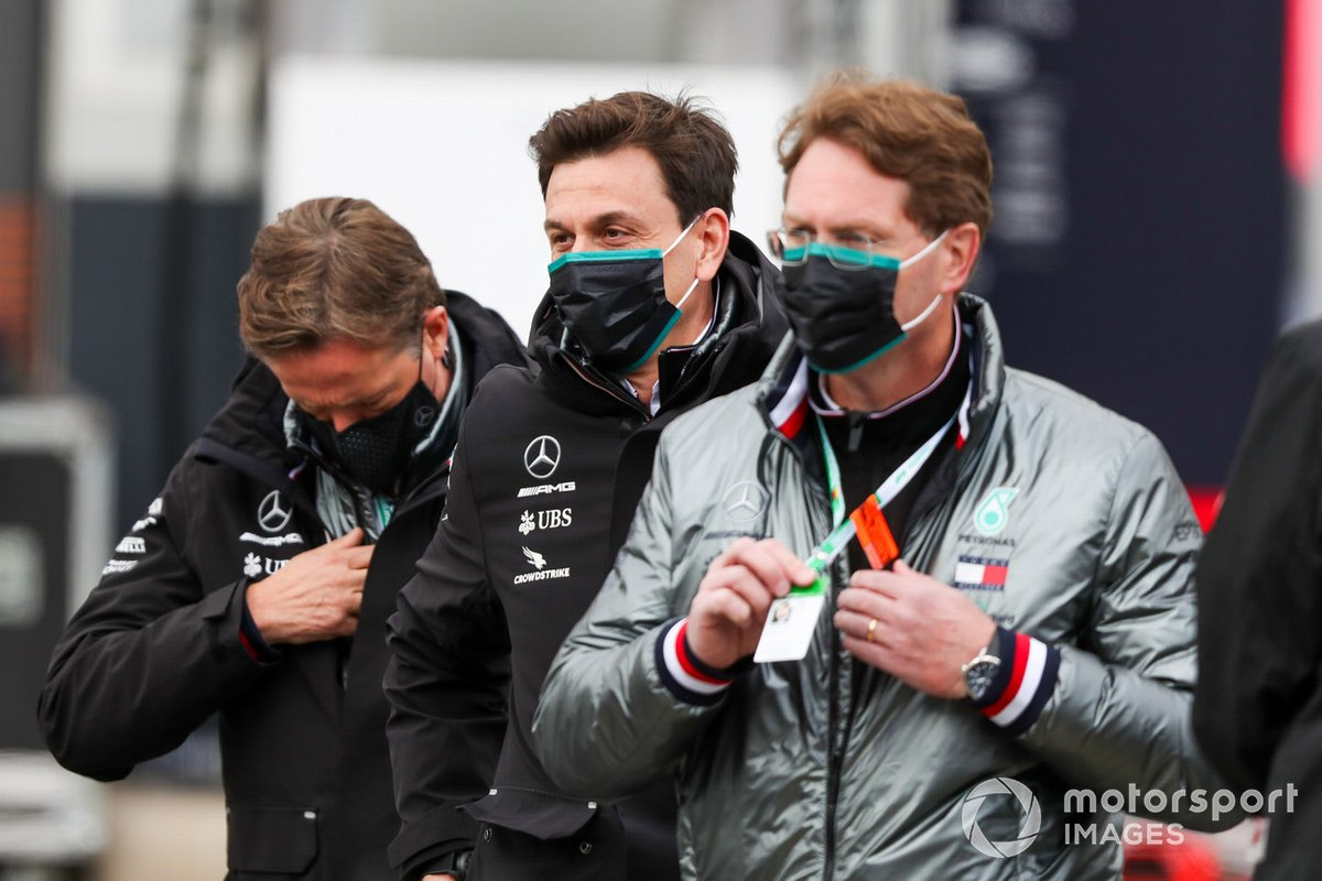 Toto Wolff, Director Ejecutivo Mercedes AMG