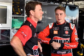 Christopher Bell, Joe Gibbs Racing, Toyota Supra McCall's Supply Ruud