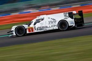 #1 Rebellion Racing Rebellion R13 - Gibson: Bruno Senna, Gustavo Menezes, Norman Nato
