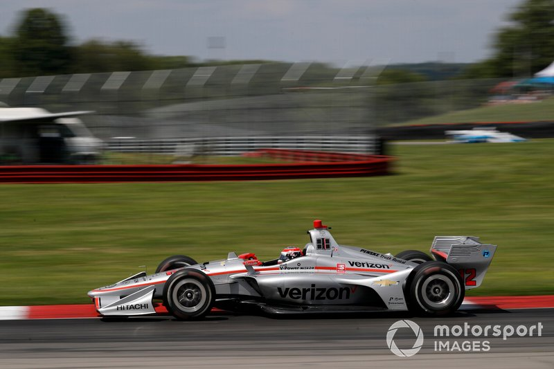 4. Will Power, Team Penske Chevrolet
