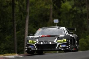 #17 Team WRT Audi R8 LMS: Francois Perrodo, Emmanuel Collard, Matthieu Vaxiviere