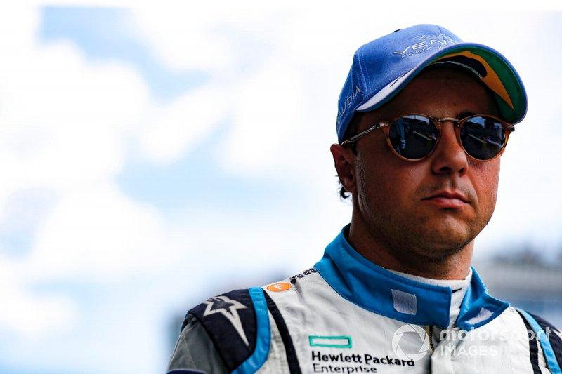 Felipe Massa, sigue con Venturi Formula E