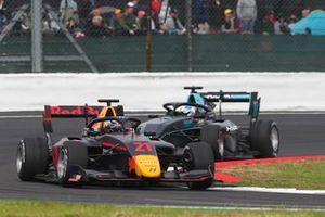 Juri Vips, Hitech Grand Prix en Jake Hughes, HWA RACELAB
