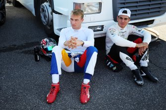 Diego Bertonelli, Dinamic Motorsport e Stefano Monaco, AB Racing