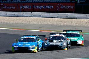 Robin Frijns, Audi Sport Team Abt Sportsline, Audi RS5 DTM, Paul Di Resta, R-Motorsport, Aston Martin Vantage AMR, Nico Müller, Audi Sport Team Abt Sportsline, Audi RS 5 DTM