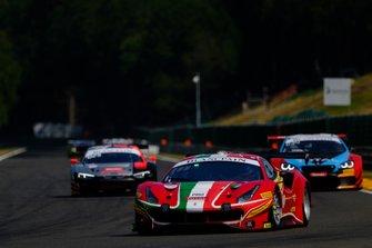 #51 AF Corse Ferrari 488 GT3: Alessandro Pier Guidi, James Calado, Sam Bird