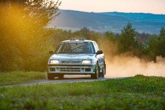 Robert Luty/Marcin Celiński (Subaru Legacy)
