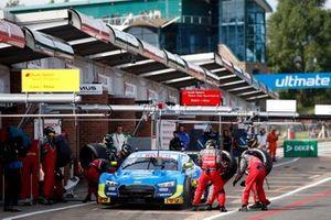 Pit stop, Robin Frijns, Audi Sport Team Abt Sportsline, Audi RS5 DTM