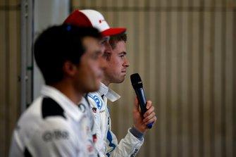Press Conference, Paul Di Resta, R-Motorsport