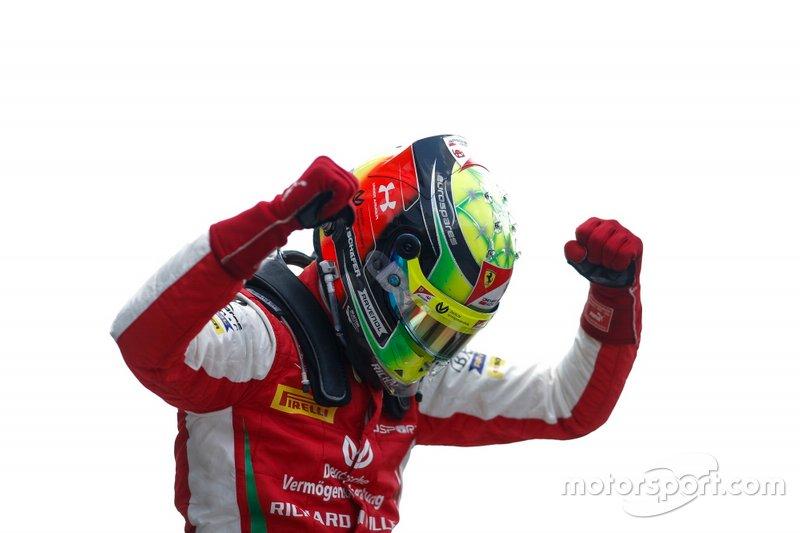 1. Mick Schumacher, Prema Racing