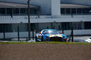#75 SunEnergy1 Racing Mercedes-AMG GT3: Kenny Habul, Mikael Grenier, Nico Bastian
