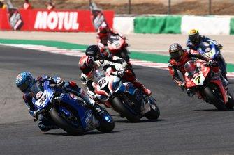 Marco Melandri, GRT Yamaha WorldSBK, Tom Sykes, BMW Motorrad WorldSBK Team