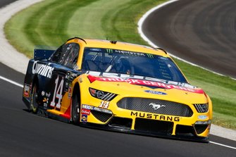 Clint Bowyer, Stewart-Haas Racing, Ford Mustang Rush / Cummins