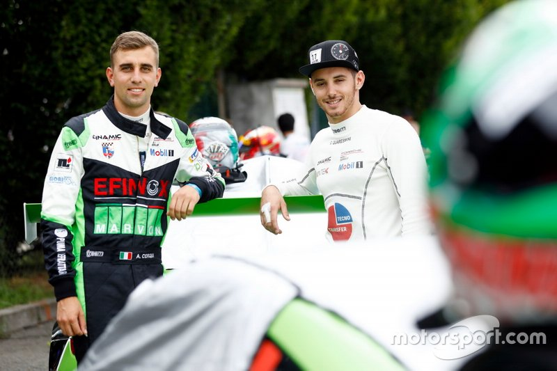 Alberto Cerqui, Gianmarco Quaresmini, Dinamic Motorsport