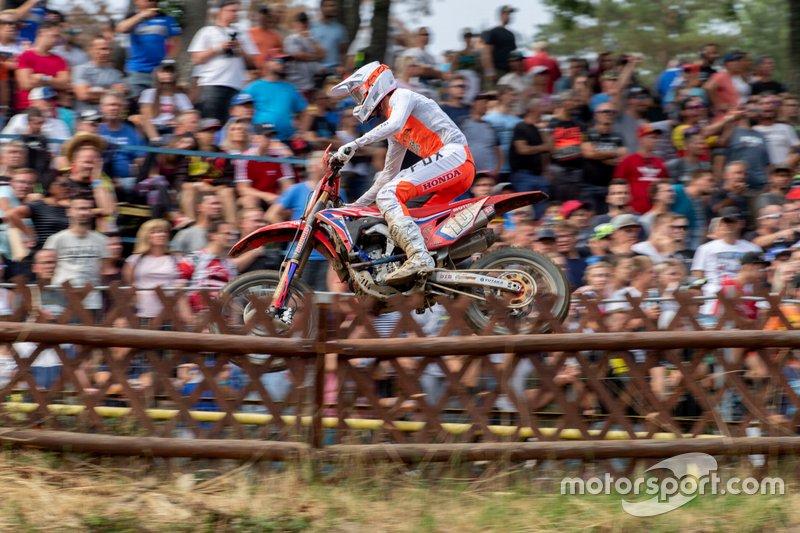 Calvin Vlaanderen, HRC Honda