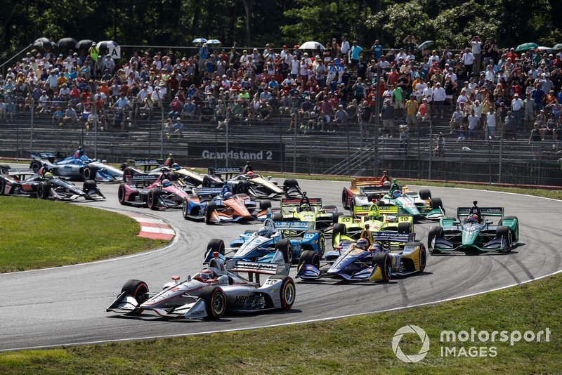 IndyCar, fabricantes: Honda
