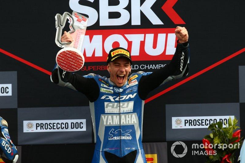 Kevin Sabatucci, Yamaha