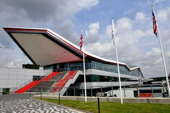 L'edificio chiamato The wing a Silverstone