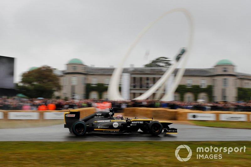 Daniel Ricciardo, Renault Sport E20