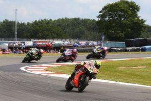 Alvaro Bautista, Aruba.it Racing-Ducati Team, Leon Haslam, Kawasaki Racing Team, Alex Lowes, Pata Yamaha, Loris Baz, Althea Racing