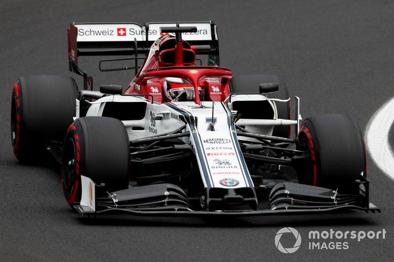Kimi Raikkonen - Alfa Romeo: 8 puan