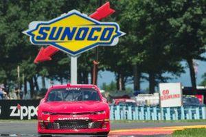 Ross Chastain, JD Motorsports, Chevrolet Camaro Buckle Up New York