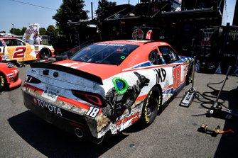 Kyle Busch, Joe Gibbs Racing, Toyota Supra iK9