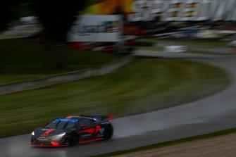 #75 Compass Racing McLaren GT4, GS: Paul Rees, Kuno Wittmer