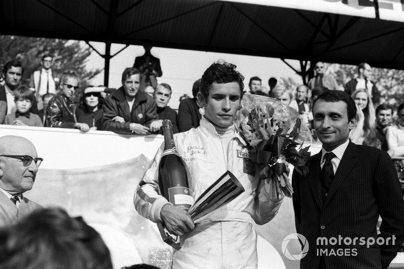 #40 Jacky Ickx, Ferrari