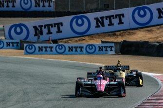 Jack Harvey, Meyer Shank Racing with Arrow SPM Honda, Marcus Ericsson, Arrow Schmidt Peterson Motorsports Honda