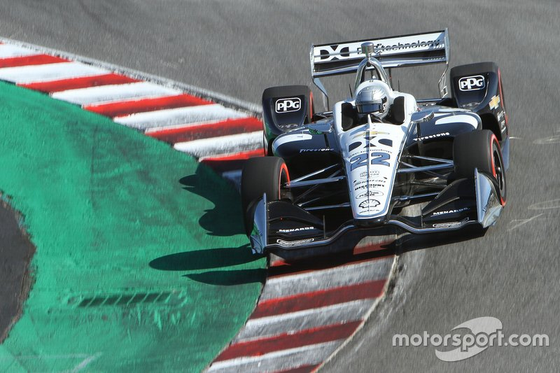 4. Simon Pagenaud, Team Penske Chevrolet