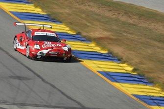 #911 Porsche GT Team Porsche 911 RSR: Patrick Pilet, Nick Tandy, Frederic Makowiecki