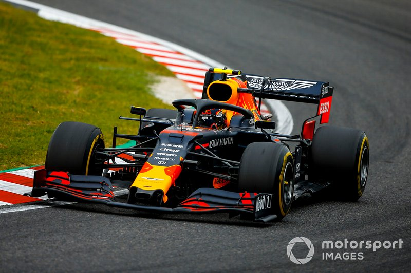 16º: Alex Albon, Red Bull RB15